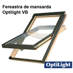 Optilight VB cu clapeta ventilatie